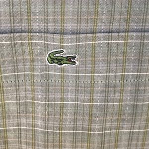 Excellent FABRIC and CONDITION Lacoste button down